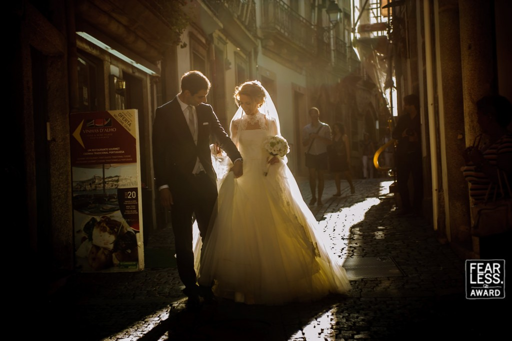 huwelijksfotografie fearless award porto portugal trouwfotograaf