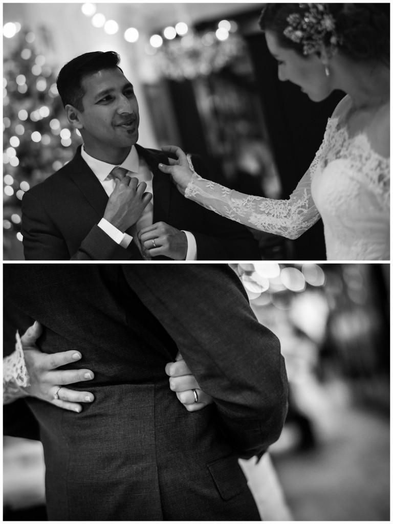 Huwelijksfotografie Antwerpen zoute zoen fotoshoot zwart wit