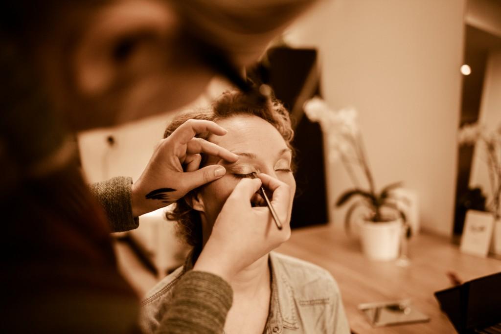 huwelijksfotografie, antwerpen, deurne, bruiloft, klaarmaken, make-up, getting ready
