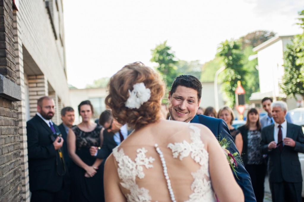 trouwfotograaf, huwelijksfotograaf, antwerpen, bruiloft, eerste blik, ontmoeting, familie