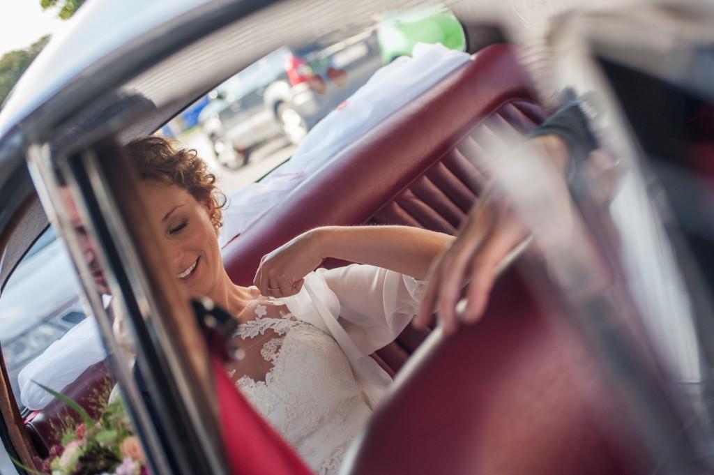 trouwfotograaf, huwelijksfotograaf, antwerpen, bruiloft, auto, oldtimer