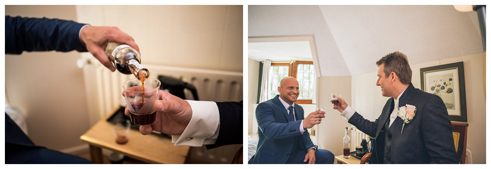 huwelijk, nederland, huwelijksfotografie, bruidegom, getuige, klinken