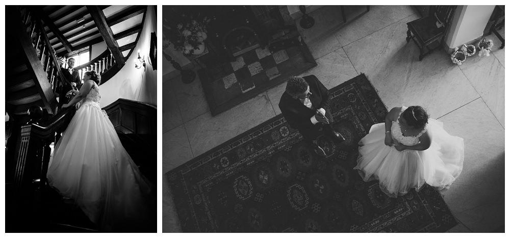 trouwfotograaf, nederland, putten, kasteel de essenburgh, bruidspaar