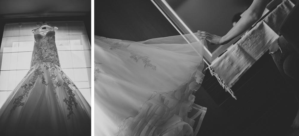 huwelijksfotograaf, bruiloft, gent, trouwen, trouwjurk, silhouette, bruid